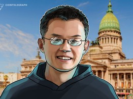 Binance CEO CZ Hints at Creation of Fiat-to-Crypto Exchange in Argentina image