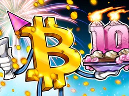 Bitcoin Turns Ten on Anniversary of Genesis Block image