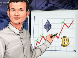 Ethereum Co-Founder Vitalik Buterin: ETH Is a Solution to Bitcoin's Limited Functionality image