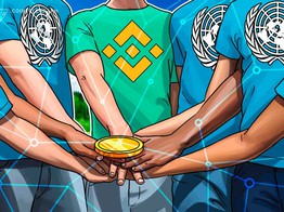 Binance Introduces Blockchain-Based Donation Website at UN Conference image