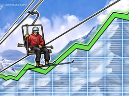 Bitcoin Breaks the $3,450 Mark Amid Minor Stock Market Sees Downturn image