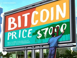 Bitcoin Continues to Hover Near $7K, Wider Crypto Market Sees Some Mild Corrections image