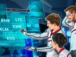 Top 5 Crypto Performers Overview: Binance Coin, Litecoin, NEXO, EOS, Stellar, Monero image