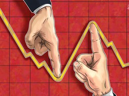 Crypto Market Sees Slight Losses After Trading Sideways, Bitcoin Hovers Near $6,400 image