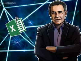 Crypto Critic Nouriel Roubini: Blockchain is 'No Better Than an Excel Spreadsheet' image