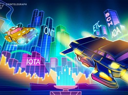 Top 5 Crypto Performers Overview: ONT, ADA, ETC, BCH, IOTA image