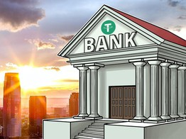 Tether Bank Statements 'Suggest' Company Has Full Fiat Reserves: Bloomberg image