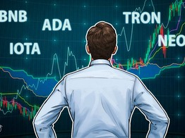Top 5 Crypto Performers Overview: Binance Coin, Cardano, IOTA, Neo, Tron image