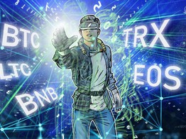 Top 5 Crypto Performers Overview: EOS, Binance Coin, TRON, Litecoin, Bitcoin image