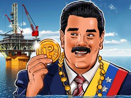 Venezuela Officially Launches Sale of Controversial Petro Coin for Fiat, Crypto image