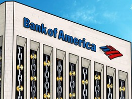 Bank of America Wins Patent for Storing Clients' Crypto Holdings in Enterprise Accounts image