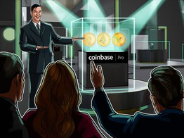 Coinbase Pro Adds Support for Three New Tokens: EOS, Augur and Maker image