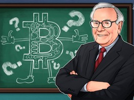 Warren Buffett: Bitcoin Is a Delusion That Attracts Charlatans image