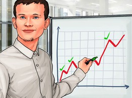Vitalik Buterin: High Ethereum Price Good for Security, Ecosystem Development image