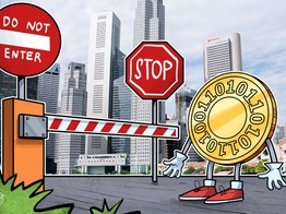Singapore's Monetary Authority Halts Local STO Due to Regulatory Violations image