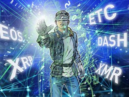 Top 5 Crypto Performers Overview: EOS, Ripple, Ethereum Classic, Dash, Monero image