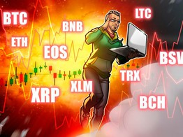 Bitcoin, Ethereum, Ripple, Litecoin, EOS, Bitcoin Cash, Binance Coin, Stellar, TRON, Bitcoin SV: Price Analysis, March 11 image