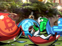 All Cryptos See Major Losses as Market Hit by Distinctly Unfestive Correction image