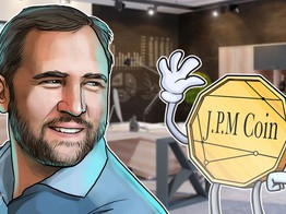 Ripple CEO Brad Garlinghouse Says JPMorgan Coin 'Misses the Point' of Crypto image