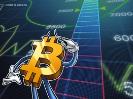 Bitcoin Almost Touches $5,600, Forming Its First Bullish Golden Cross Since October 2015 image
