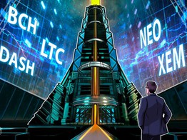 Top 5 Crypto Performers Overview: BCH, LTC, DASH, NEO, XEM image