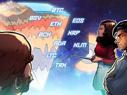 Bitcoin, Ethereum, Ripple, Bitcoin Cash, EOS, Stellar, Litecoin, Bitcoin SV, TRON, Cardano: Price Analysis, Jan. 2 image