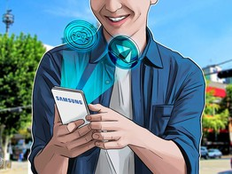 Samsung Announces Galaxy S10 Crypto Partners, Bitcoin and Ethereum Support image