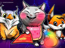 """""""The Cutest Crypto Game"""" Celebrates Chinese New Year and Sends Out Digital Gifts image"""