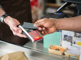 The changing face of payments. image