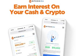 Bitcoin IRA Announces Crypto & Cash Interest-Earning Program image