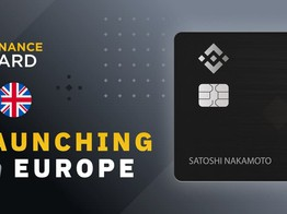 Binance Card Makes Debut In Europe & The UK image