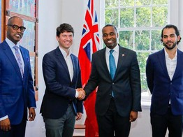 Bitbond Meets with Government of Bermuda on Possible Digital Bond Issuance image