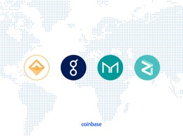 Coinbase Update: Ethereum Tokens Dai, Golem, Maker, & Zilliqa Launched on Coinbase Pro in Select Jurisdictions image