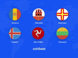 Coinbase Rolls Out Services to Six Additional European Markets image