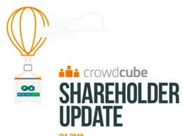 Crowdcube Publishes Quarterly Update Showing Quarter over Quarter Growth image