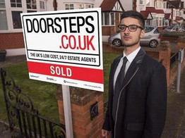 UK Real Estate Agency Doorsteps Returns to Crowdcube & Secures £400,000 Funding Target image