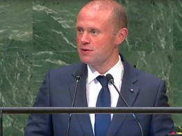 Prime Minister of Malta Dr. Joseph Muscat to UN: Cryptocurrencies – the Inevitable Future of Money image