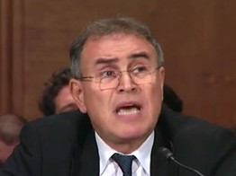 Dr. Doom Does DC: Blockchain Industry Execs Fire Back at Roubini's Comments from US Senate Hearing image