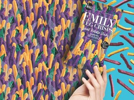 Veggie Chip Brand Emily Crisps Quickly Nears £1 Million Funding Target on Seedrs image