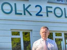 Folk2Folk Teams Up With CrossLend to Strengthen Institutional Investor Strategy image