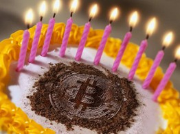 Happy Birthday Bitcoin: Zero to $100 Billion in Ten Years image