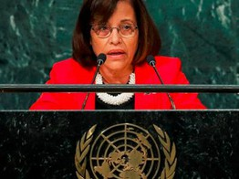 Marshall Islands President Hilda Heine Points Finger at China as Opponents Attempt to Oust Her Along with Her Sovereign Crypto Plan image