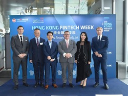 Invest Hong Kong Annual Hong Kong Fintech Week to be World's First Cross Border Fintech Event image