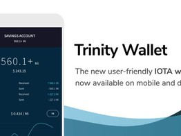 """IOTA Launches Secure Wallet """"Trinity"""" For Mobile & Desktop image"""