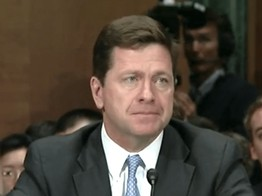SEC Chair Clayton on Bitcoin ETFs: Market Manipulation and Custody Still a Concern image