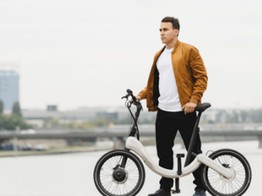 Chainless Bike Brand JIVR Now Seeking €850,000 Through Seedrs Funding Round image