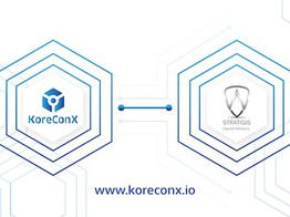 KoreConX Announces New Partnership With Canadian Investment Fund Management Company, Stratigis image