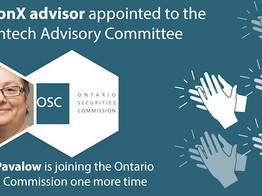 KoreConX Advisor Randee Pavalow Appointed to the OSC Fintech Advisory Committee image