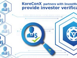 KoreConX Teams Up With InvestReady to Provide Investor Verification image