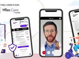 """Fintech & Insurtech Novae Teams Up With LifeMiles To Introduce Travel Protection Program """"Miles Care"""" image"""